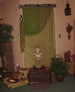Meditation Area - Massage Therapy, Stress Relief in Mount Laurel, NJ